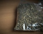 Наркополиция обнаружила почти два кило марихуаны дома у азовчанина
