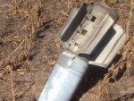 Составную часть реактивного снаряда «Смерч» нашел донской фермер на поле