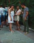 В Ростове-на-Дону торжественно открыли аллею любви