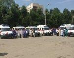 Парк ростовской БСМП-2 пополнился десятью новыми машинами