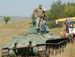 «Миус-Фронт»: кто вывозит из региона найденную бронетехнику времен ВОВ?