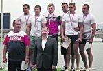 Гребцы из Белой Калитвы стали призерами на Чемпионате России