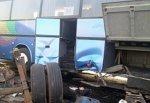 Автобус с детьми врезался в грузовик с металлоломом на М4, пострадавших привезли в г. Шахты