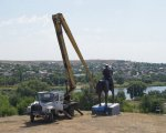 Белая Калитва готовится к своему дню рождения: начат ремонт дорог и памятников