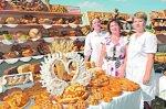 Белокалитвинская делегация побывала на празднике Урожая