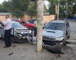 МВД: предполагаемый виновник ДТП на Текучева был трезв