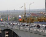 В Ростове открыли движение по Ворошиловскому мосту