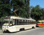 По улице Горького в Ростове будут чаще ходить трамваи