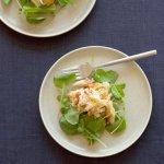 Салат с крабами по‑японски