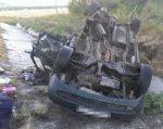 На М-4 «Дон» фура влетела в минивэн – один погиб, четверо ранены