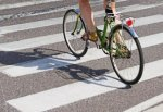 В г. Шахты сбили 12-летнего подростка на велосипеде на переходе