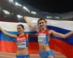 Анна Чичерова выиграла бронзу на чемпионате мира по легкой атлетике
