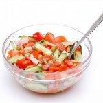 Андалузский овощной салат