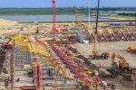 Строительство «Ростов Арены» ведется с опережением графика на 3 месяца