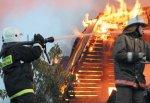 В г. Шахты на пожаре погиб мужчина