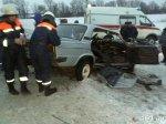 Трое детей пострадали в аварии на трассе Ростов–Новошахтинск
