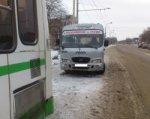 10-летний ребенок пострадал в результате столкновения автобусов
