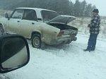 На трассе под Волгоградом столкнулись пять машин: есть пострадавшие