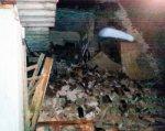 В Ростове упавшая стена дома чуть не задавила женщину