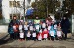 В Белой Калитве провели акцию «Шагающий автобус»