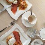 Йоркширский пудинг на завтрак
