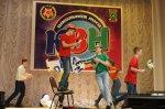 В ДК поселка Шолоховский стартовал фестиваль Белокалитвинской школьной лиги КВН