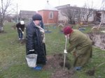 На территории каждого социально-реабилитационного отделения в Белокалитвинском районе будет свой фруктовый сад