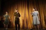 В большом зале ДК им Чкалова прошел праздничный концерт в честь Дня Победы