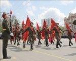 В Ростове прошел парад, посвященный 71-годовщине Победы