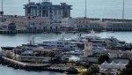 На черноморском побережье России в воскресенье ожидаются ливни и град