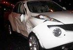 В г. Шахты столкнулись Nissan Juke и Hyundai i30, водитель сбежал, пострадал ребенок