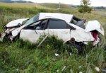 Разбился водитель Chevrolet Lacetti на трассе М4 между Ростовом и Шахтами