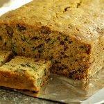Сладкий кабачковый хлеб