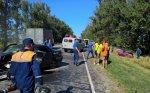 В тройном ДТП на трассе погиб человек в Ростовской области