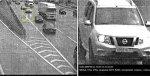 Блик от фар пересек сплошную на дороге — водитель получил штраф от ГИБДД