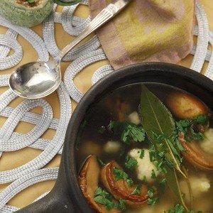 Суп с угрем семьи Грейджой