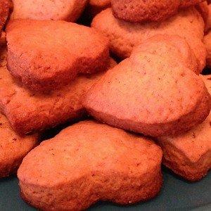 Рецепт имбирного печенья с корицей и мускатным орехом