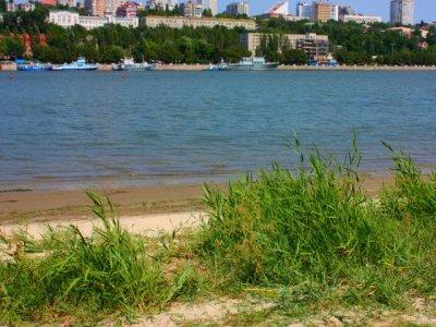 Проект пляжной зоны левого берега вызвал много вопросов