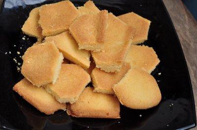 Старинный индийский рецепт печенья «Нан хати»