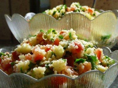 Рецепт восточного салата