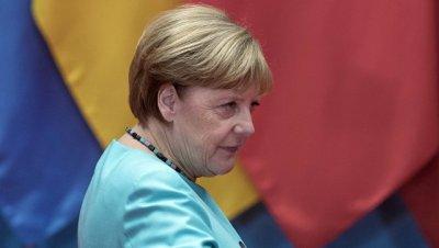 Меркель обсудила с Трампом отношения между Германией и США