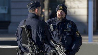 В Стокгольме демонстрация неонацистов закончилась беспорядками