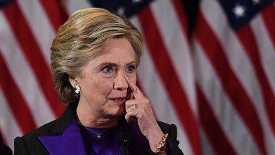 Клинтон назвала главу ФБР причиной поражения на выборах