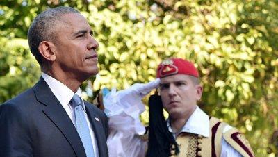 Обама заявил, что продолжит добиваться сокращения долга Греции