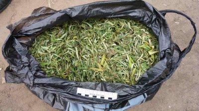 В Белой Калитве полицейские задержали мужчину с пакетом марихуаны