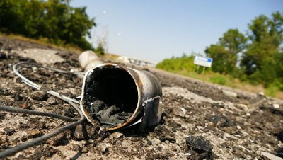 ВСУ выпустили по ДНР за сутки около 540 снарядов, заявили в республике