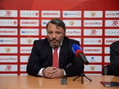 Главный тренер ХК «Ростов»: победы на «Мордовией» были волевыми
