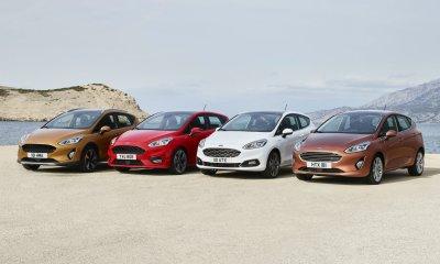 Ford провел презентацию новой Fiesta