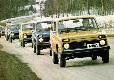 «АвтоВАЗ» закроет цех по производству трехдверной Lada 4x4