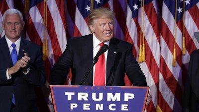 Трамп проведет пресс-конференцию в Нью-Йорке 15 декабря